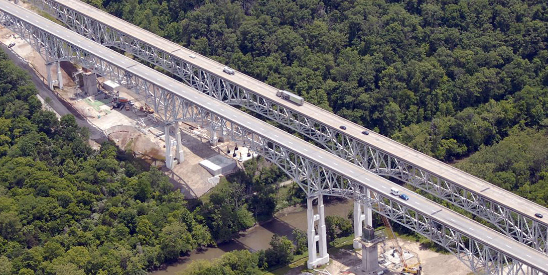 Jeremiah Morrow Bridge Replacement Project